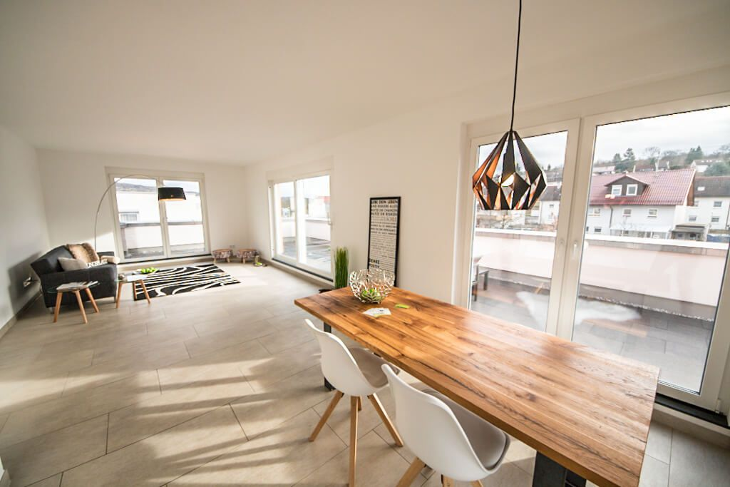 Home Staging Penthouse Winnenden
